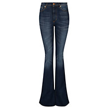 Buy Mango Flared Bootcut Jeans Online at johnlewis.com