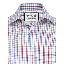 Buy Thomas Pink William Check XL Sleeve Shirt Online at johnlewis.com