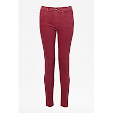 Buy French Connection Cute-T 5 Pocket Jeans, Berry Punch Online at johnlewis.com
