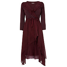 Buy Phase Eight Rasin Seraphina Silk Dress, Rasin Online at johnlewis.com