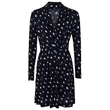 Buy French Connection Romonov Rose Dress, Utility Blue Online at johnlewis.com