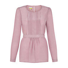 Buy NW3 by Hobbs Corinne Top, Mulberry Online at johnlewis.com