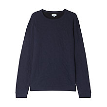 Buy Jigsaw Crew Neck Long Sleeve T-Shirt Online at johnlewis.com