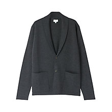 Buy Jigsaw Milano Shawl Neck Cardigan Online at johnlewis.com