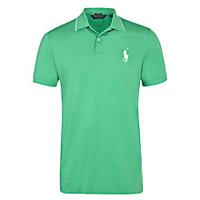 Buy Polo Golf by Ralph Lauren Custom Fit Tournament Polo Shirt Online at johnlewis.com