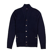 Buy Ted Baker Aksham Cardigan, Navy Online at johnlewis.com