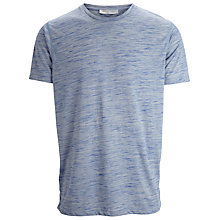 Buy Selected Homme Injects T-Shirt, Light Grey Melange Online at johnlewis.com