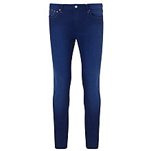 Buy Scotch & Soda Skim Skinny Jeans, Rough And Roll Online at johnlewis.com