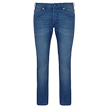 Buy Scotch & Soda Ralston Slim Jeans, Summer Spirit Online at johnlewis.com