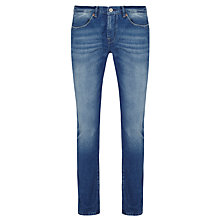 Buy Scotch & Soda Catch 22 Slim Jeans, Ultimate Blue Online at johnlewis.com