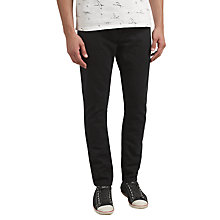 Buy Scotch & Soda Skim Skinny Jeans, The Nero Online at johnlewis.com