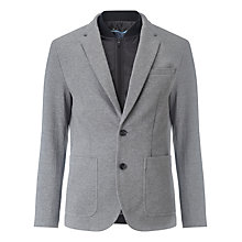 Buy Selected Homme One Shady Blazer, Grey Online at johnlewis.com