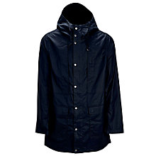 Buy Selected Homme Dolb Parka Jacket, Dark Navy Online at johnlewis.com