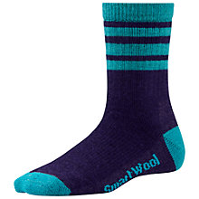 Buy SmartWool Women's Striped Hike Medium Crew Socks Online at johnlewis.com