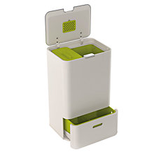 Buy Joseph Joseph Intelligent Waste Totem Bin 50L Online at johnlewis.com