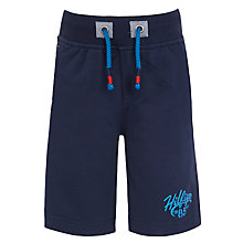Buy Tommy Hilfiger Boys' Marc Shorts, Dark Blue Online at johnlewis.com