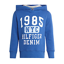 Buy Tommy Hilfiger Boys' Max Hoodie Online at johnlewis.com