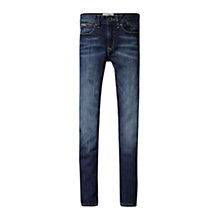 Buy Tommy Hilfiger Boys' Scanton Denim Jeans, Blue Online at johnlewis.com