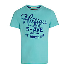 Buy Tommy Hilfiger Boys' Blake T-Shirt Online at johnlewis.com