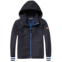 Buy Tommy Hilfiger Boys' Dylan Jacket, Midnight Blue Online at johnlewis.com