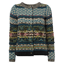 Buy White Stuff House of Heritage Cardigan, Multi Online at johnlewis.com