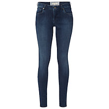 Buy White Stuff Skinny Minny Jeans, Mid Denim Online at johnlewis.com