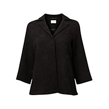 Buy East Paisley Jacquard Jacket, Black Online at johnlewis.com