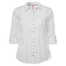 Buy White Stuff Hobby Shirt, White Online at johnlewis.com