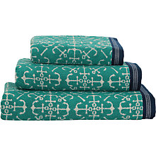 Buy Seasalt Anchor Rose Towels Online at johnlewis.com
