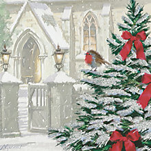 Buy CCA Personalised Christmas Carols Charity Christmas Cards Online at johnlewis.com