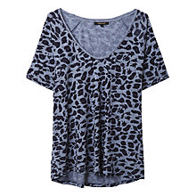 Buy Gérard Darel T-Shirt, Blue Online at johnlewis.com