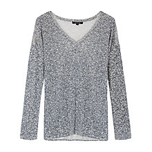 Buy Gérard Darel T-Shirt, Grey Online at johnlewis.com