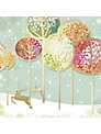 CCA Personalised Contemporary Christmas Landscape Charity Christmas Cards