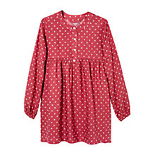 Buy Mango Kids Girls' Polka Dot Dress Online at johnlewis.com