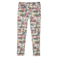 Buy Mango Kids Combi Print Leggings Online at johnlewis.com