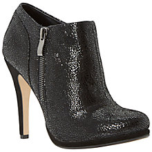 Buy Dune Addorna Ankle Boots, Black Online at johnlewis.com