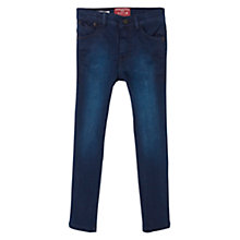 Buy Mango Kids Boys' Skinny Jeans, Blue Online at johnlewis.com