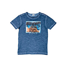 Buy Mango Kids Rally Car T-Shirt Online at johnlewis.com