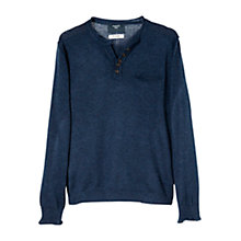 Buy Mango Kids Boys' Long Sleeve Jumper Online at johnlewis.com