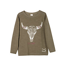 Buy Mango Kids Boys' City Cowboy T-Shirt Online at johnlewis.com