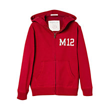 Buy Mango Kids Boys' College Hoodie Online at johnlewis.com