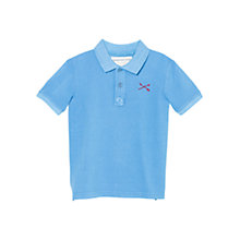 Buy Mango Kids Boys' Logo Polo Shirt Online at johnlewis.com