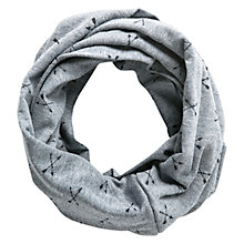Buy Mango Kids Boys' Logo Snood Online at johnlewis.com