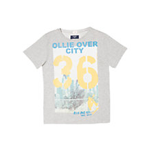 Buy Mango Kids Boys' City 36 T-Shirt Online at johnlewis.com