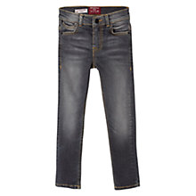 Buy Mango Kids Boys' Skinny Jeans, Grey Online at johnlewis.com
