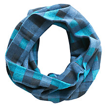 Buy Mango Kids Boys' Check Snood Online at johnlewis.com