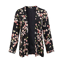 Buy Miss Selfridge Blossom Printed Jacket, Assorted Online at johnlewis.com