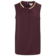 Buy Reiss Sapelo Chain Detail Top Online at johnlewis.com