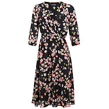Buy Miss Selfridge Blossom Floral Midi Dress, Assorted Online at johnlewis.com