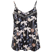 Buy Miss Selfridge Iris Lace Insert Cami, Assorted Online at johnlewis.com